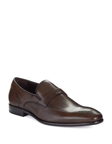HUGO BOSSMetero Leather Loafer