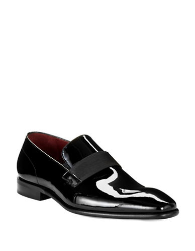 HUGO BOSSMellion Pantent Leather Loafers