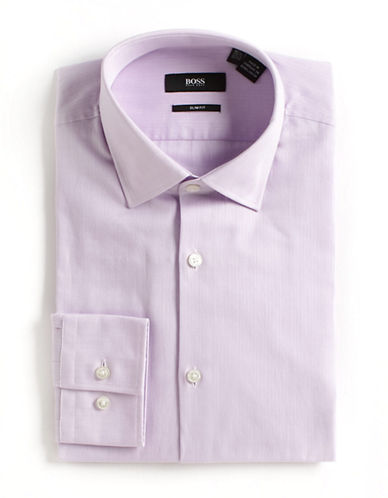 HUGO BOSSSlim-Fit Cotton Dress Shirt