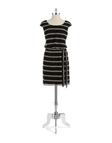 Shop Guess online and buy Guess Amelia Blouson Dress dress online