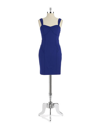 GUESSClarice Bow Back Bodycon Dress