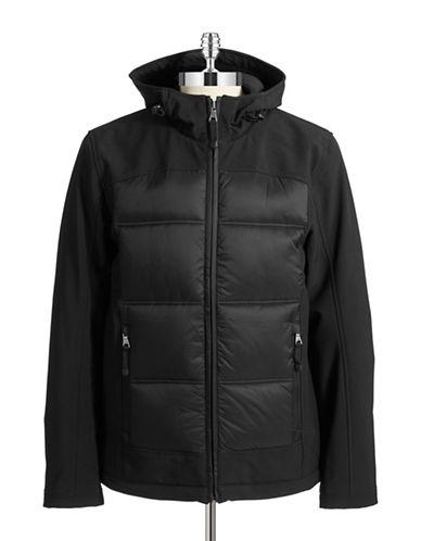 GUESSPuffer Front Lightweight Jacket