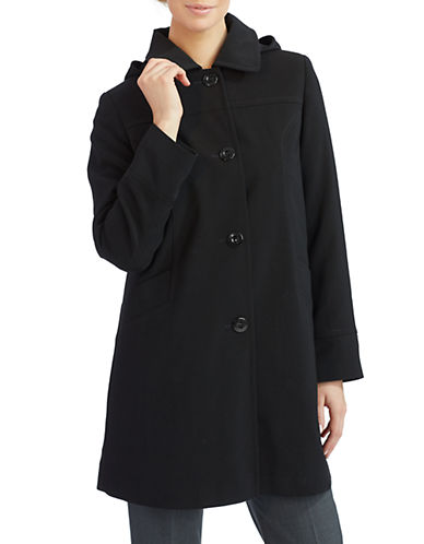 PORTRAITWalker Jacket with Detachable Hood