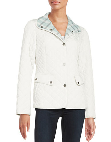 gallery female  quilted barn jacket