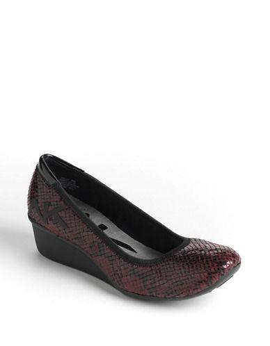 Shop Anne Klein online and buy Anne Klein Dax Sport Wedges shoes online