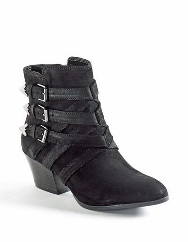 ENZO ANGIOLINIMisoa Leather Ankle Boots