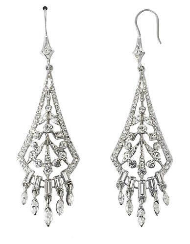 CAROLEECrystal Chandelier Earrings