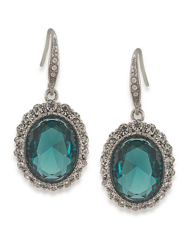 CAROLEERegal Reflections Oval Drop Earrings