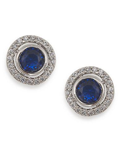 CAROLEEThe Looking Glass Recolor Button Stud Earrings