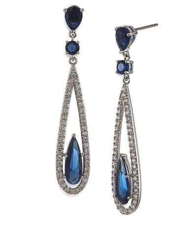 CAROLEEThe Looking Glass Recolor Linear Drop Earrings
