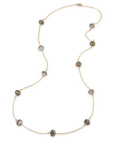 CAROLEE Cosmic Reflections Beaded Necklace