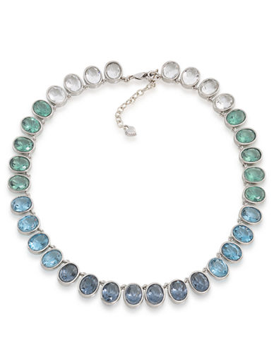 CAROLEEGems and Tonic Multi-Color Stone Necklace