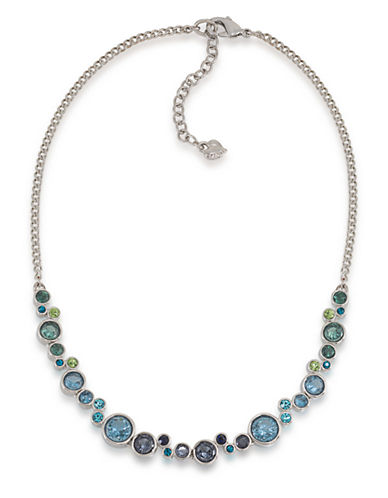 CAROLEE Gems and Tonic Bubble Frontal Necklace