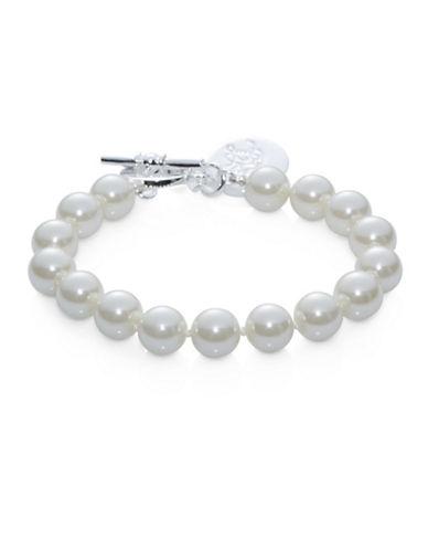 LAUREN RALPH LAURENFaux Pearl Strand Bracelet