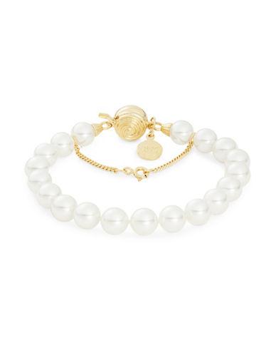 MAJORICAOrganic Man-Made Pearl Bracelet