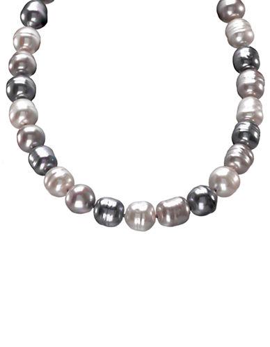 MAJORICAMulti-Colored Organic Man-Made Pearl Necklace
