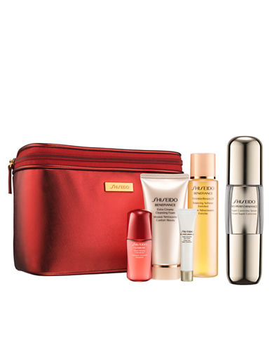 SHISEIDO Instantly Youthful Serum Set