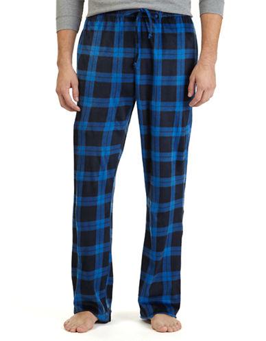 NAUTICAPlaid Fleece Sleep Pants