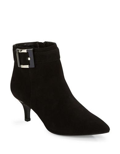 ANNE KLEINFabienne Suede Ankle Boots