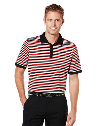 CALLAWAYFashion Stripe Polo