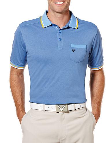 CALLAWAYChevron Pocket Polo Shirt