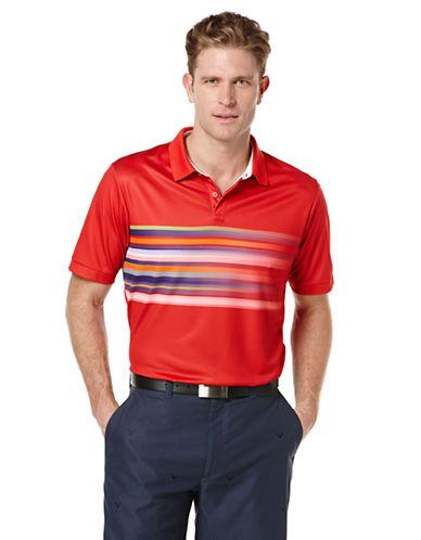 CALLAWAYTime Lapse Stripe Polo