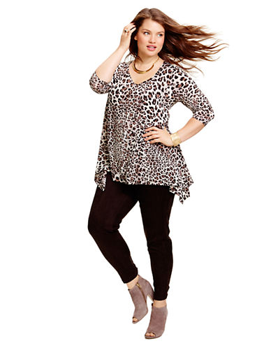 How To Wear Leggings Plus Size
