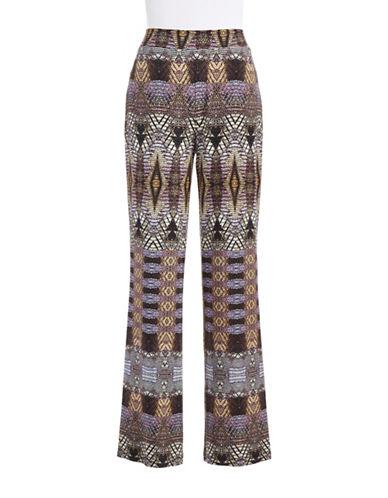 KAREN KANEPatterned Pants