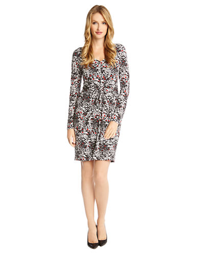 Karen Kane Mod Dot Tiffany Dress