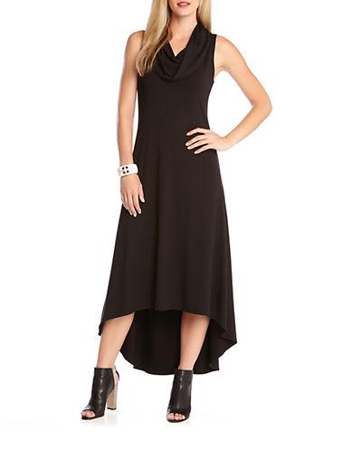 Shop Karen Kane online and buy Karen Kane Cowl Neck Maxi Dress dress online