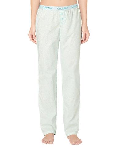 CALVIN KLEINAbstract Pajama Pants