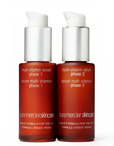 LAURA MERCIERMulti-Vitamin Serum Phase 1 and 2