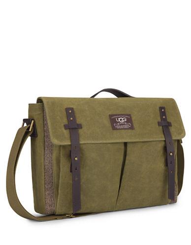 UGG AUSTRALIAMens Elmwood Woolrich Messenger Bag