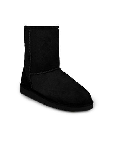 UGG AUSTRALIAKids Classic Short Sheepskin Boots