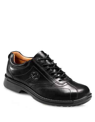 ECCONeoflexor Leather Casual Oxford