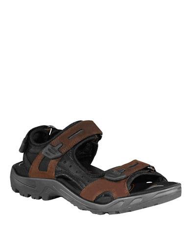 ECCOYucatan Leather Sandals