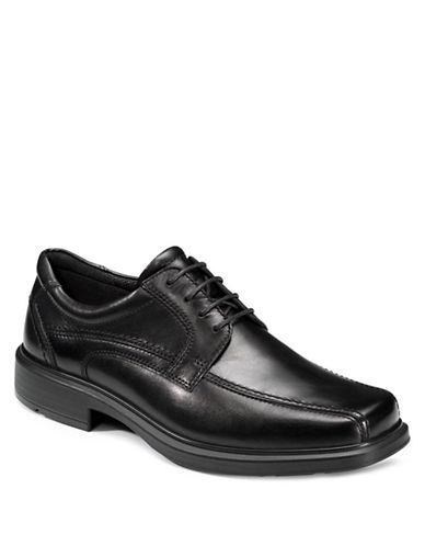 ECCOHelsinki Leather Plain Toe Oxfords