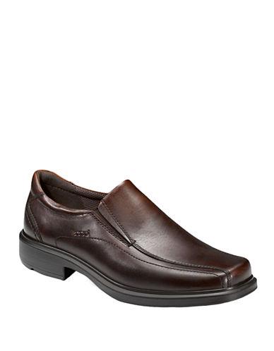 ECCOHelsinki Slip-On Leather Loafers