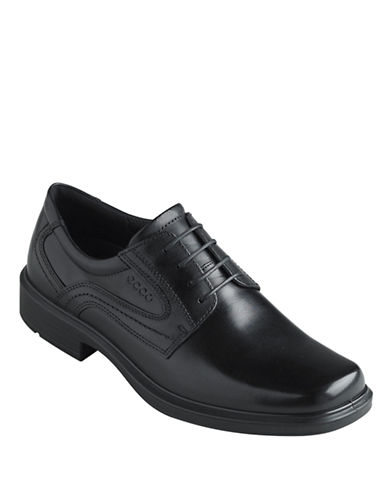 ECCO Helsinki Lace-Up Loafers
