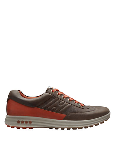 ECCO EVO One Leather Sneakers