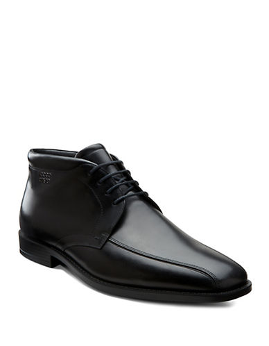 ECCO Edinburgh GTX Leather Ankle Boots