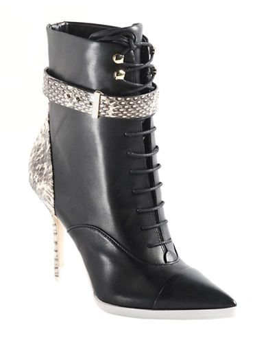 RACHEL ROY Mesa Leather Boots