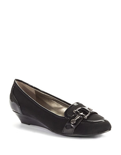 Shop Circa Joan & David online and buy Circa Joan & David Berna Kitten Wedges shoes online