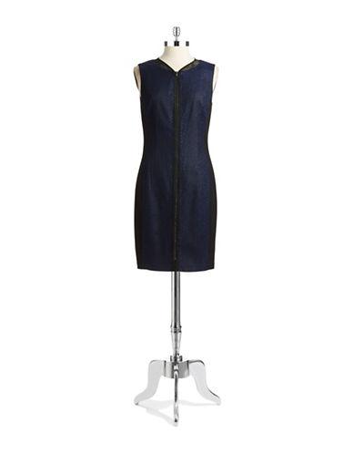 Shop T. Tahari online and buy T. Tahari Sheath Dress dress online