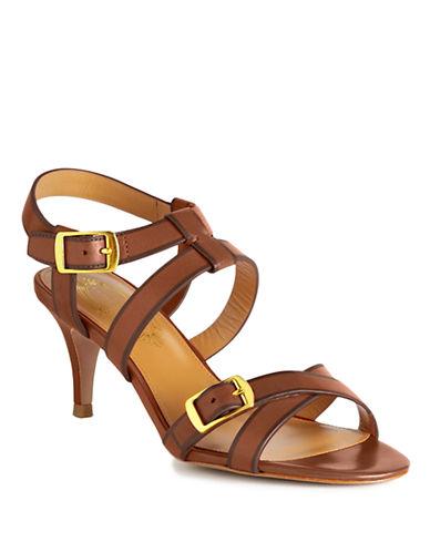 ELIE TAHARIGeorgia Leather Sandals