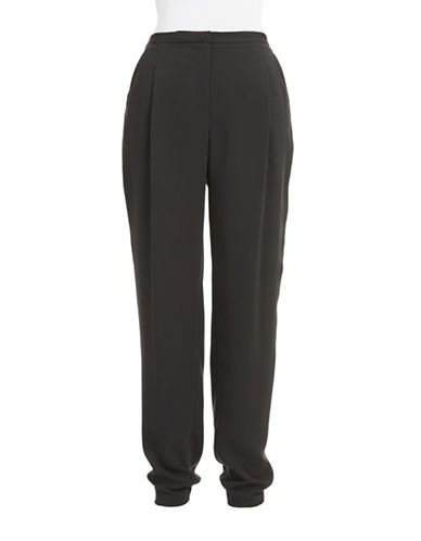 T. TAHARIPeter Straight Leg Pants