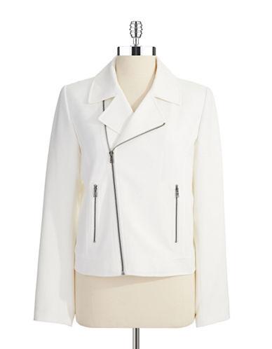 T. TAHARICrystal Jacket