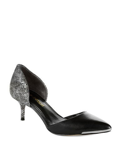 ENZO ANGIOLINI Goldring Pumps