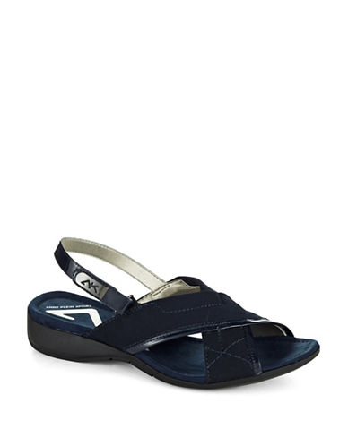 ANNE KLEIN Kachine Slingback Sandals