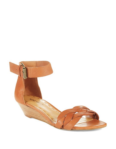 NINE WEST Valci Braided Sandals